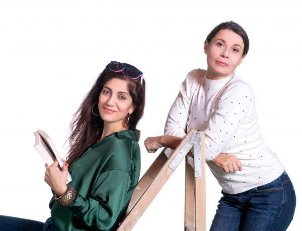 Елисавета Белобрадова и Красимира Хаджииванова