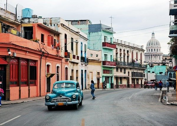 Телекс от Куба