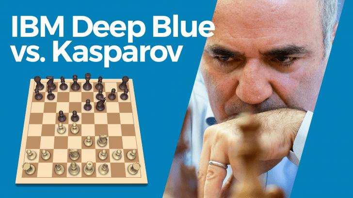 Deep Blue Kasparov